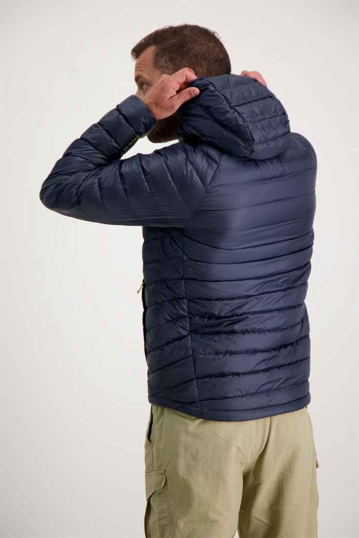 46 Nord Herren Daunenjacke Farbe Navyblau 2