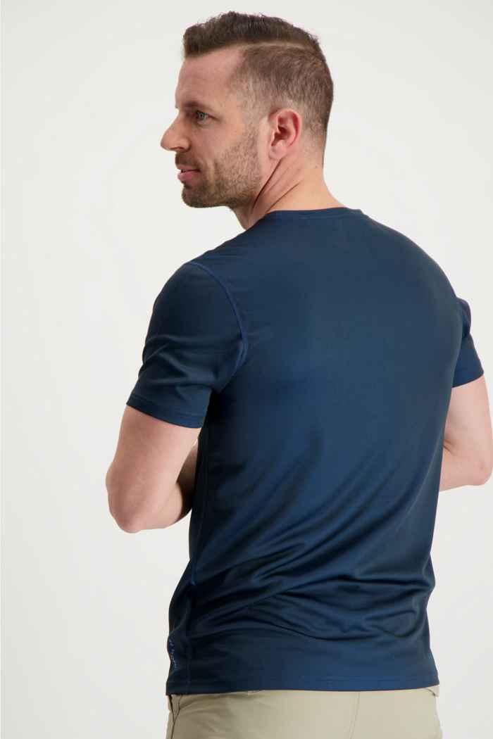 46 Nord Herren T-Shirt Farbe Blau 2