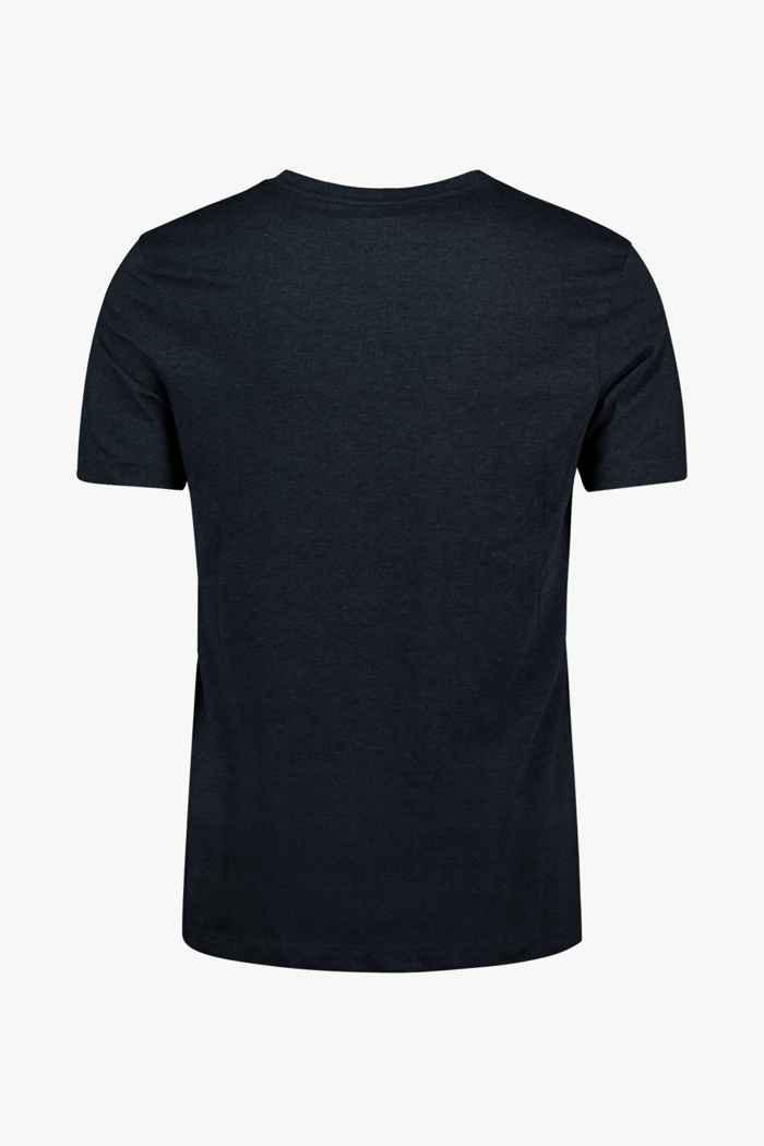 46 Nord Herren T-Shirt Farbe Navyblau 2