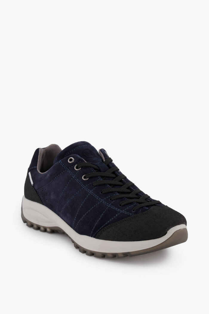 46 Nord Herren Trekkingschuh Farbe Blau-schwarz 1