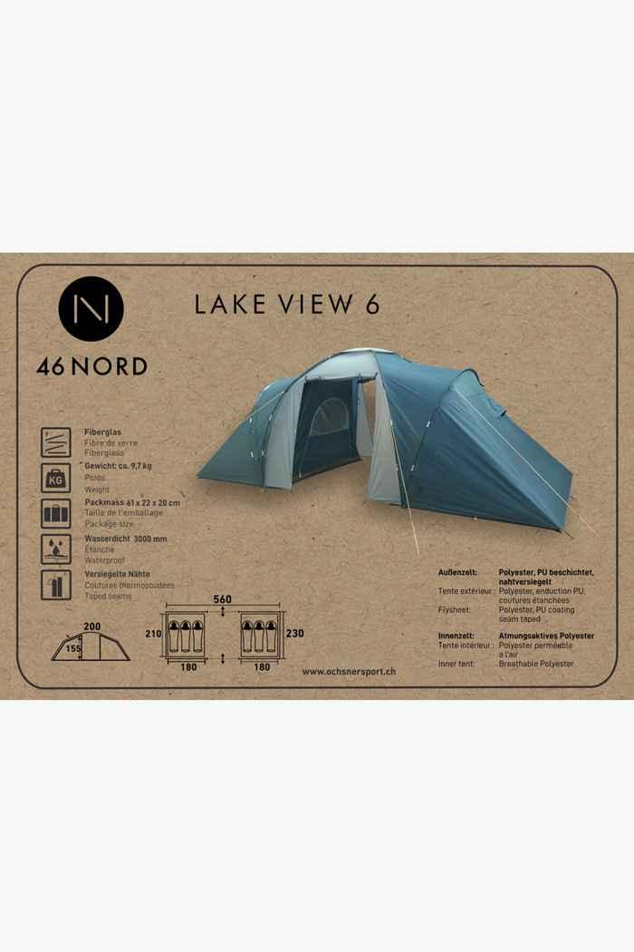 46 Nord Lake View 6 tenda 2