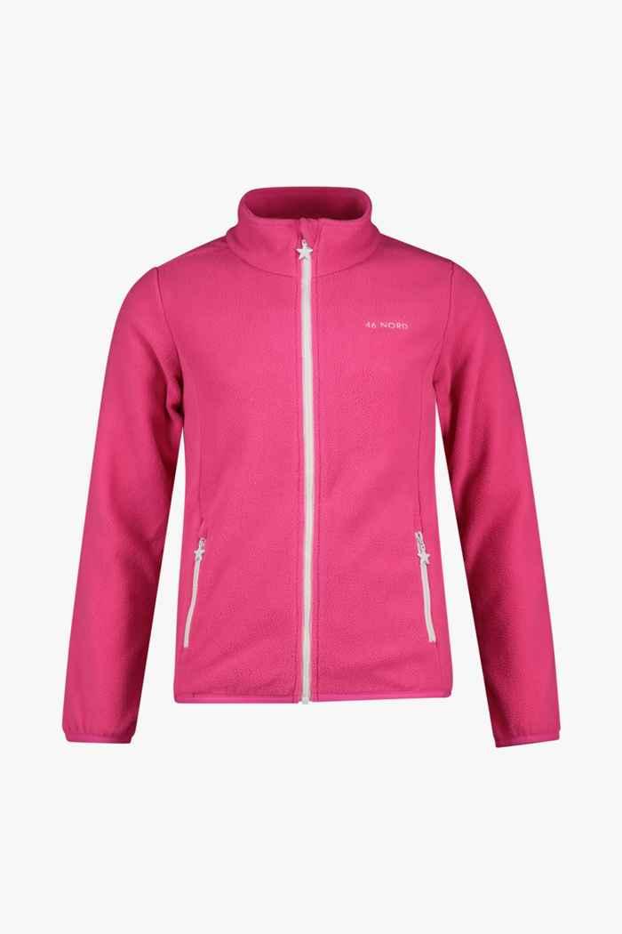 46 Nord Mädchen Midlayer Farbe Pink 1