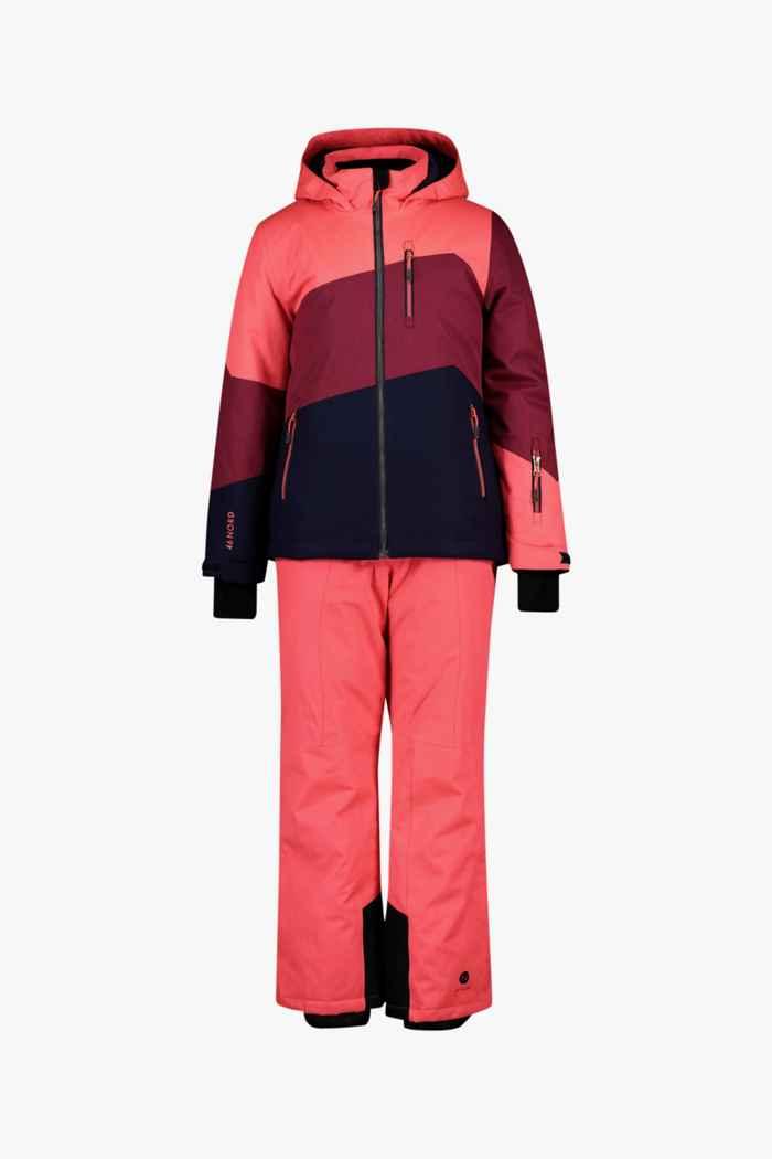 46 Nord Mädchen Skianzug 1