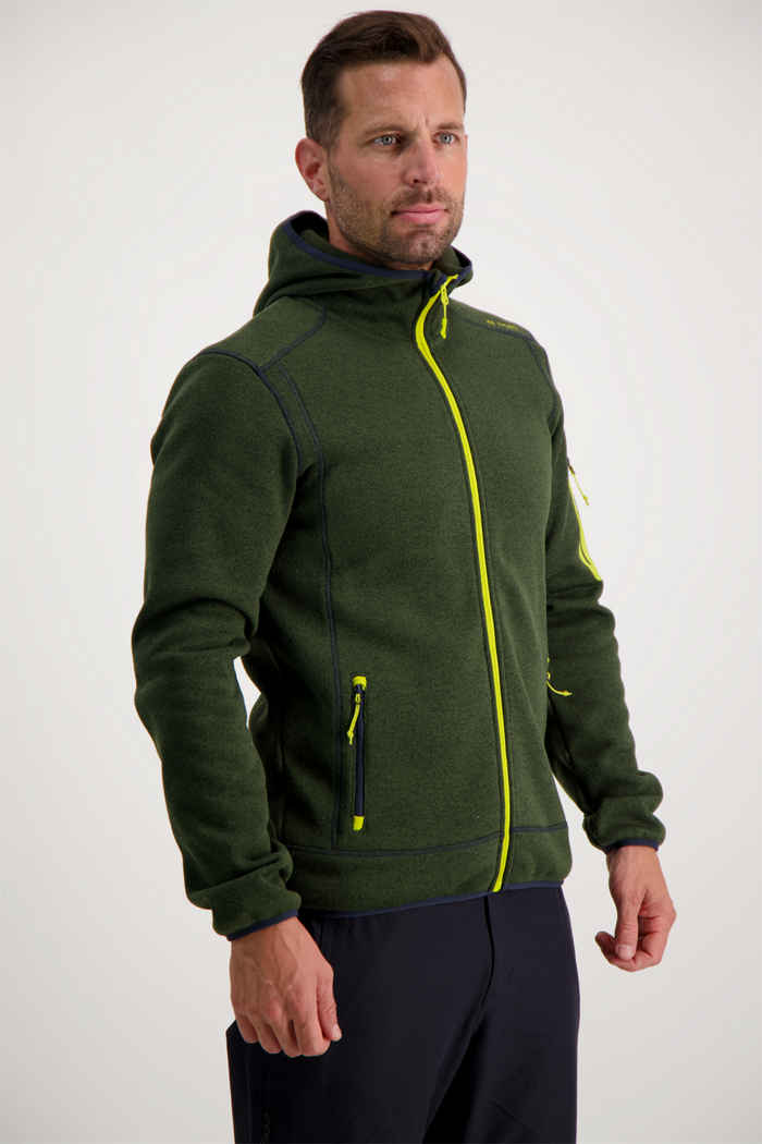 46 Nord midlayer hommes Couleur Olive 1