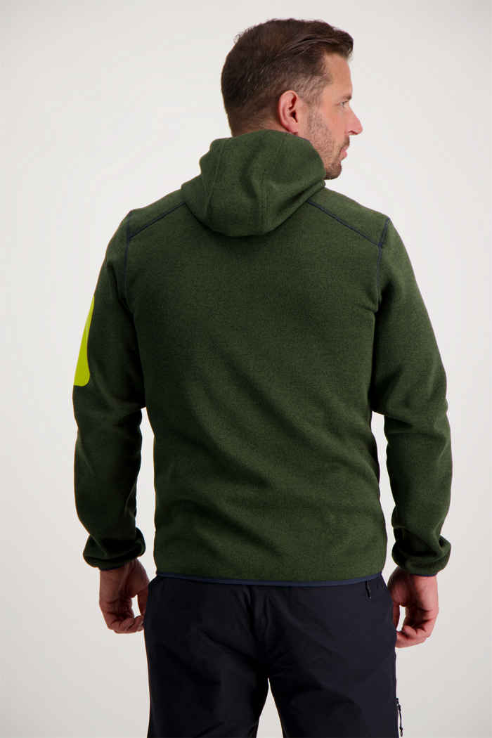 46 Nord midlayer hommes Couleur Olive 2