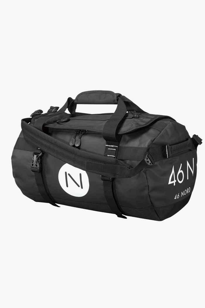 46 Nord Newham 30 L Duffel Farbe Schwarz 1