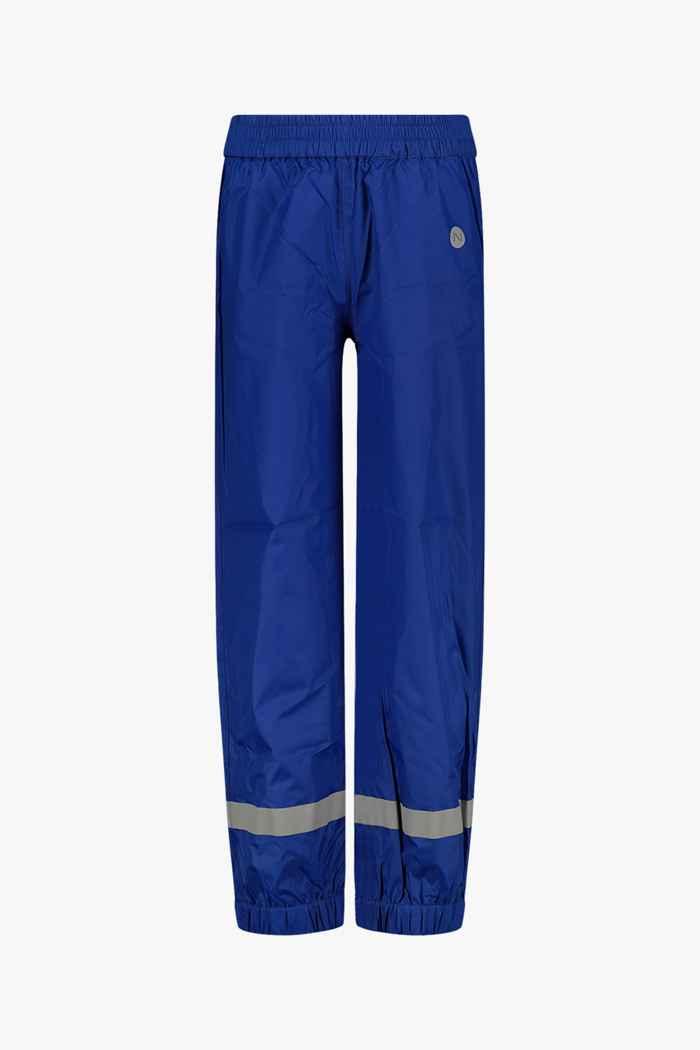 46 Nord pantaloni antipioggia bambini Colore Blu 1