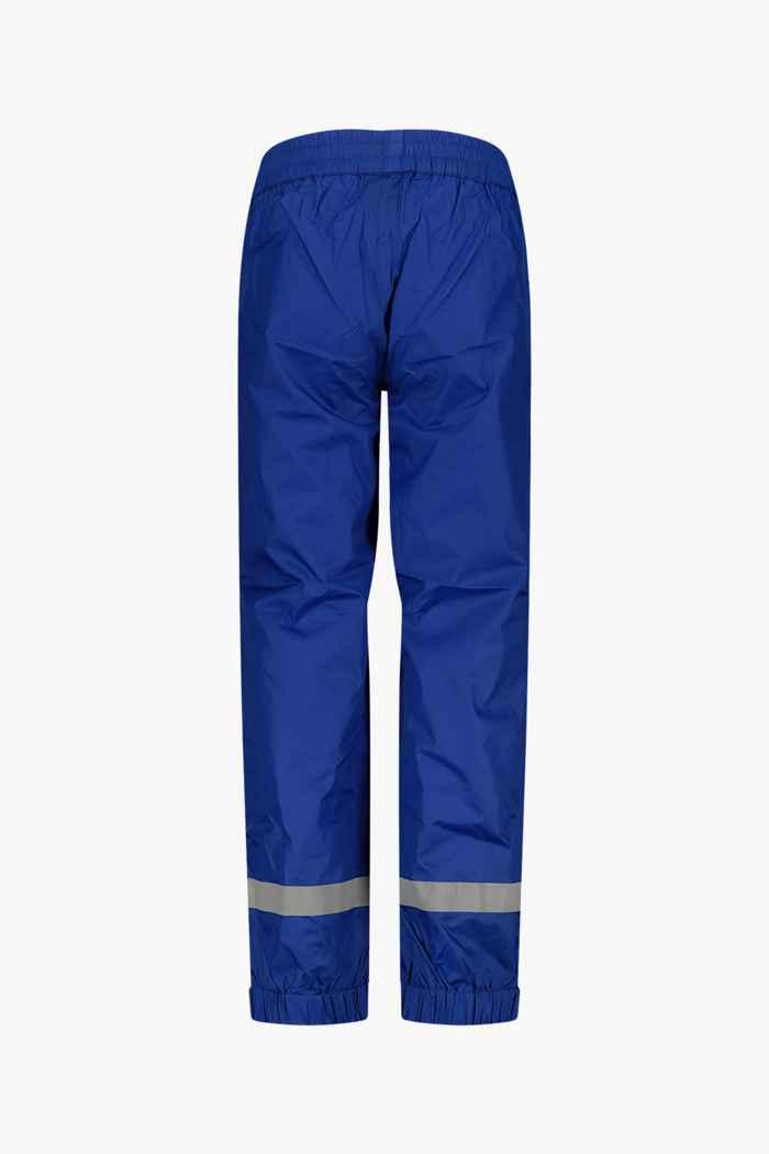 46 Nord pantaloni antipioggia bambini Colore Blu 2