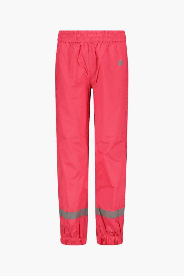 46 Nord pantaloni antipioggia bambini Colore Rosa intenso 1