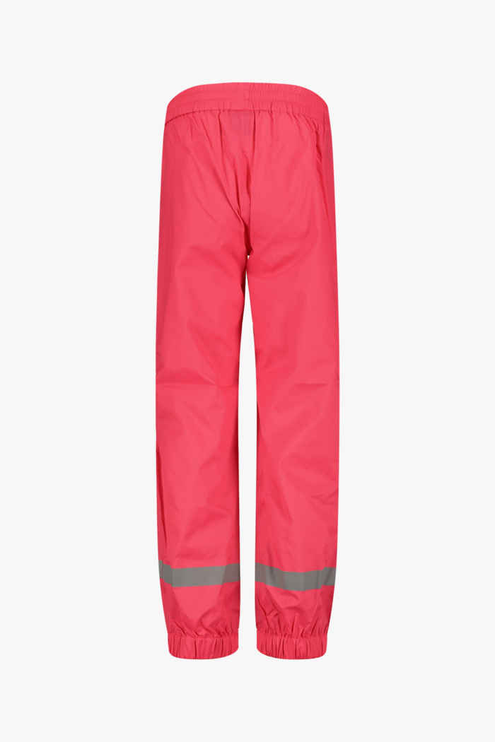 46 Nord pantaloni antipioggia bambini Colore Rosa intenso 2