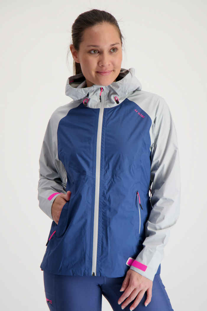 46 Nord Performance giacca outdoor donna Colore Blu-grigio 1