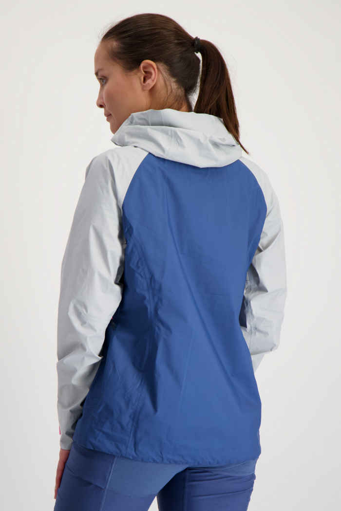 46 Nord Performance giacca outdoor donna Colore Blu-grigio 2