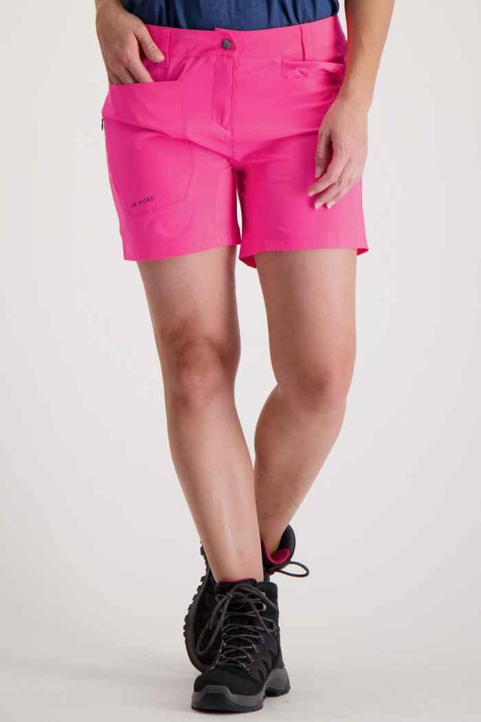 46 Nord Performance short da trekking donna Colore Rosa intenso 1