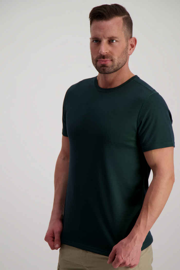 46 Nord Performance t-shirt uomo Colore Verde scuro 1