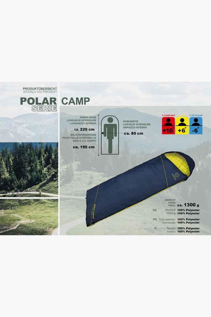 46 Nord Polar Camp sacco a pelo 2