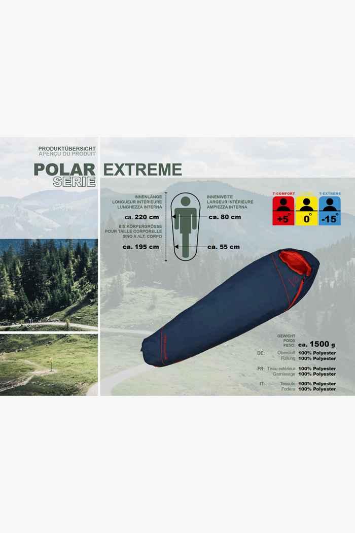 46 Nord Polar Extreme Schlafsack ZIP L 2