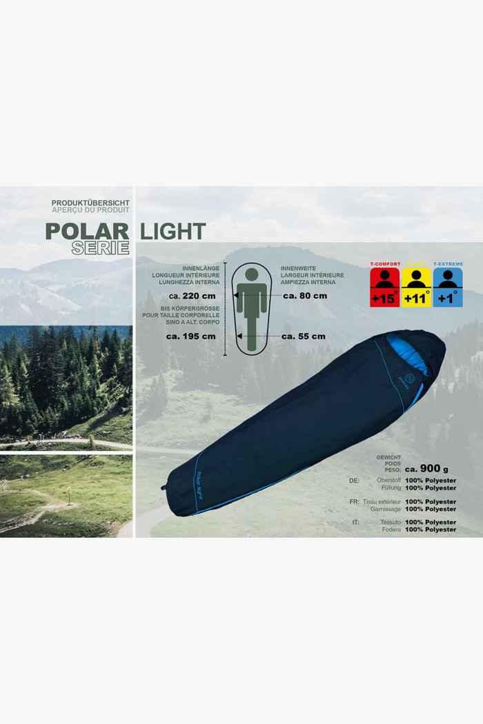 46 Nord Polar Light Schlafsack ZIP L 2