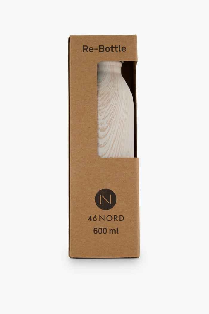 46 Nord Re 600 ml Trinkflasche Farbe Braun 2