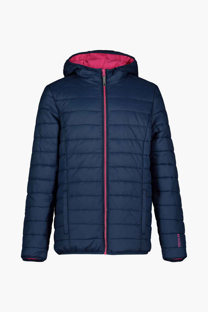 46 Nord Reversible Mädchen Outdoorjacke Farbe Pink 2