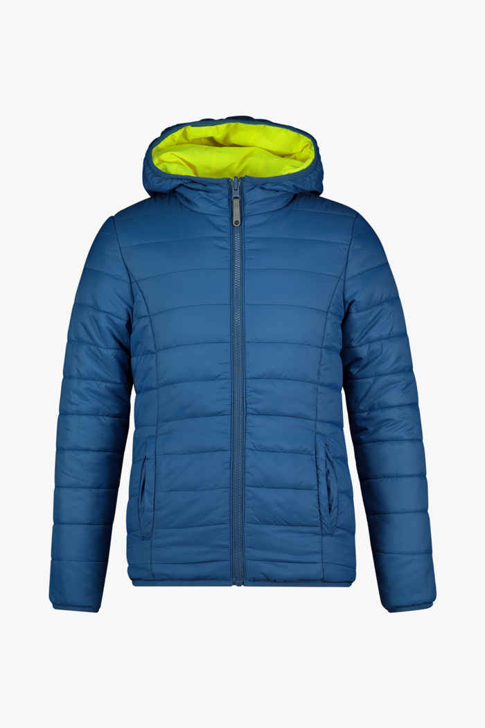 46 Nord Reversible veste outdoor enfants Couleur Jaune 2