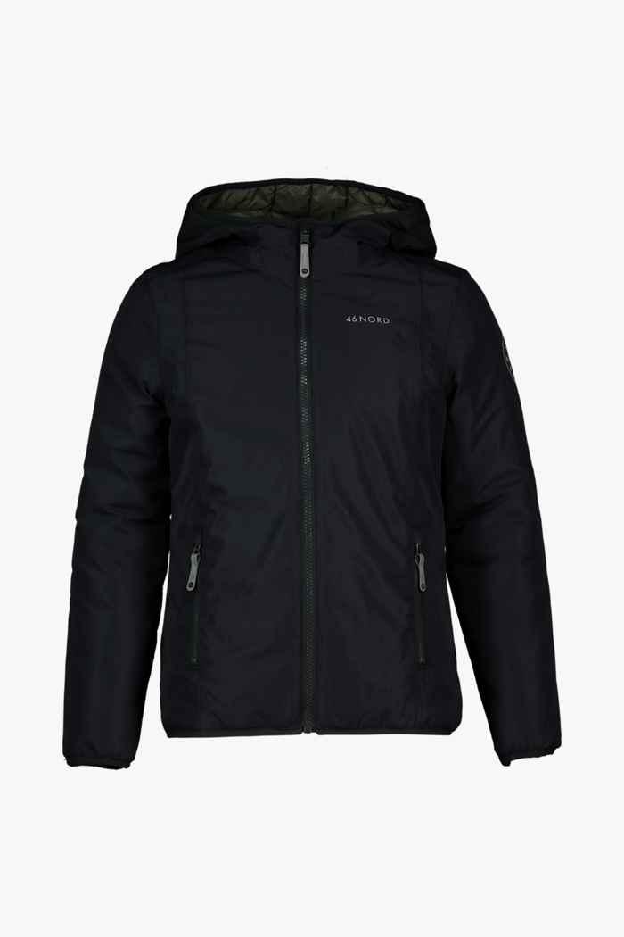 46 Nord Reversible veste outdoor enfants Couleur Noir 1