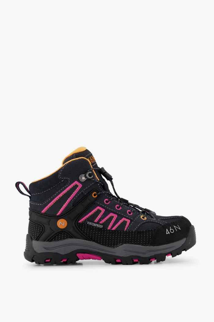 46 Nord scarpe da trekking bambina 2