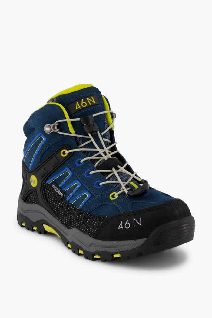 46 Nord scarpe da trekking bambini Colore Blu 1