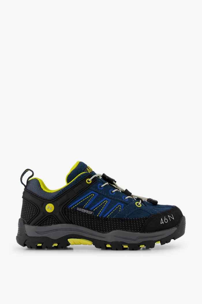 46 Nord scarpe da trekking bambini Colore Blu 2