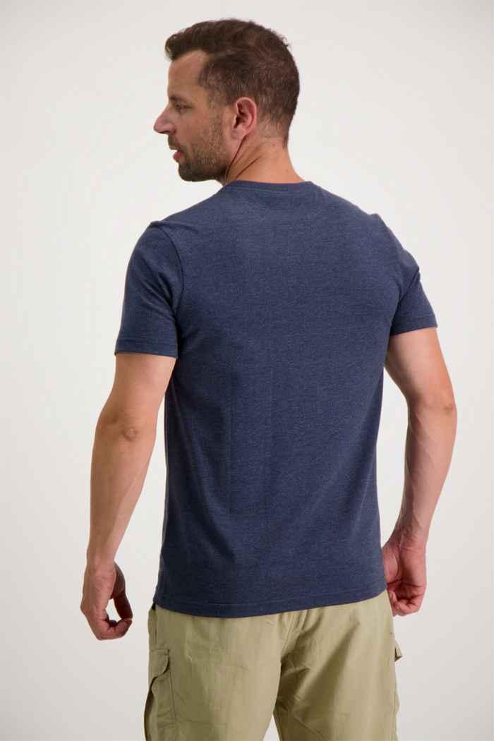 46 Nord t-shirt hommes Couleur Bleu 2