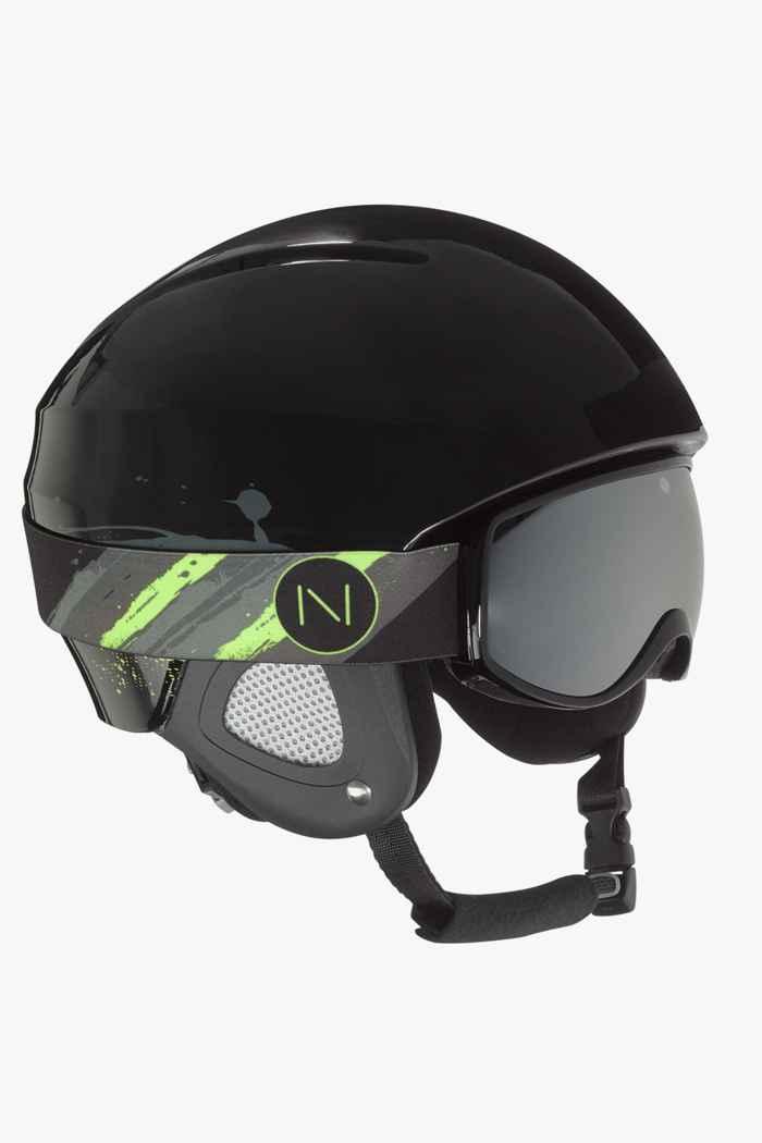 46 Nord T52 casco da sci + occhiali bambini 1