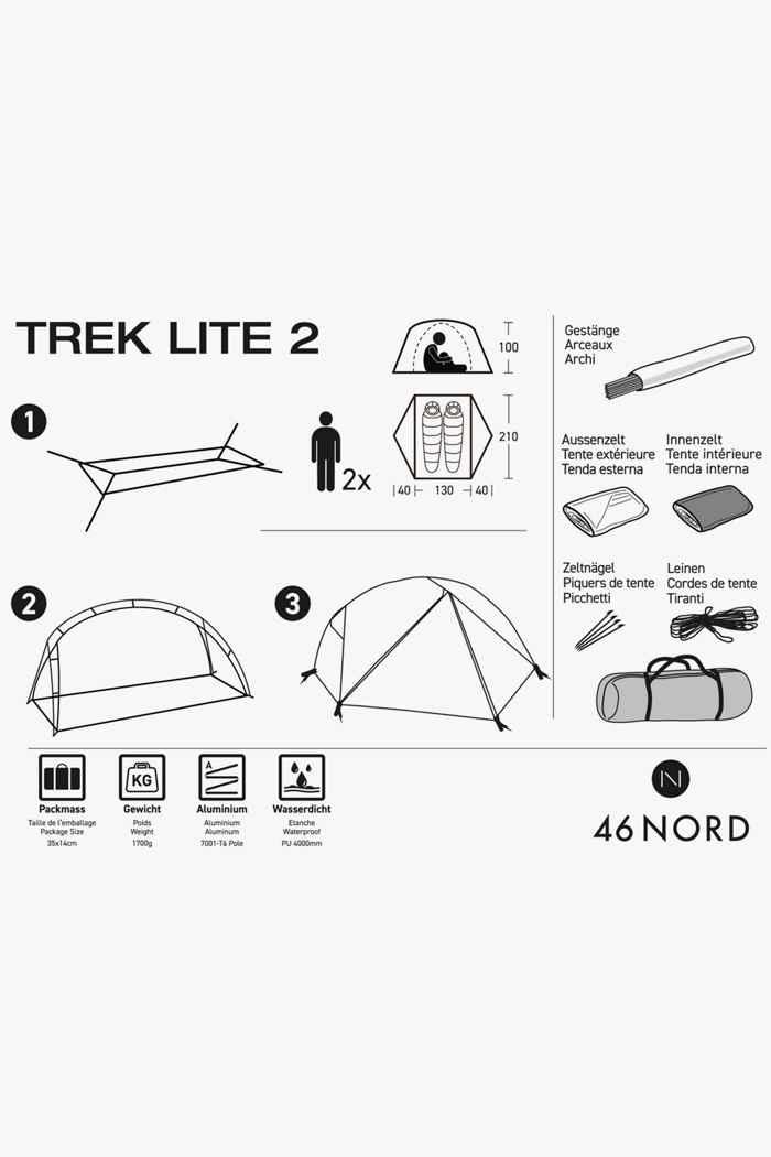 46 Nord Trek Lite 2 tenda 2