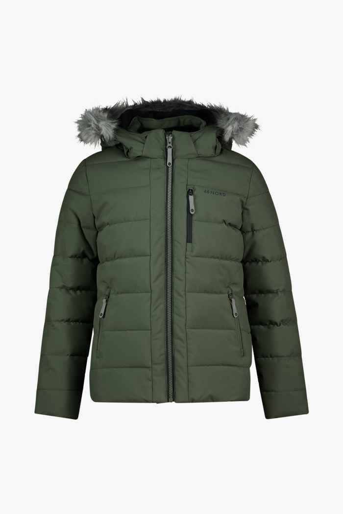 46 Nord veste d'hiver enfants Couleur Olive 1