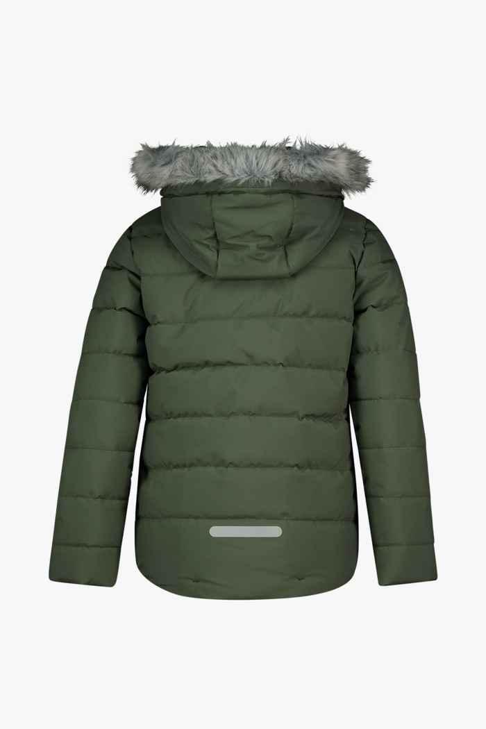46 Nord veste d'hiver enfants Couleur Olive 2