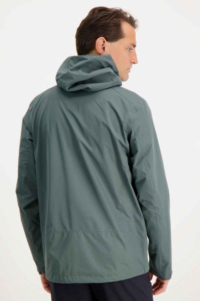 46 Nord veste imperméable hommes Couleur Vert 2