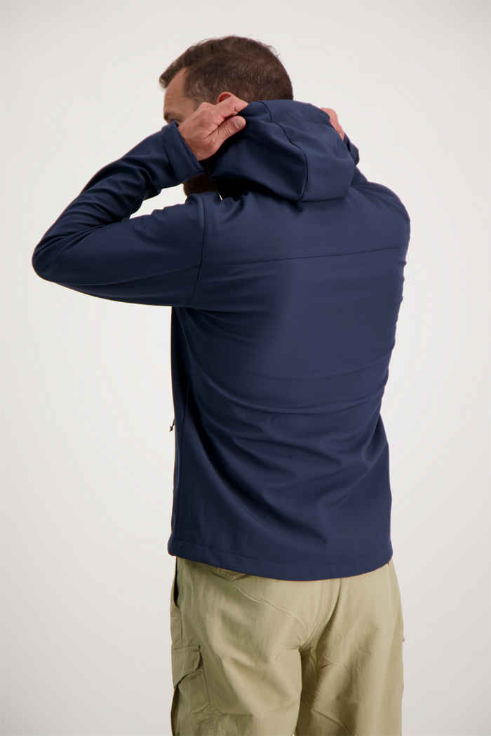 46 Nord veste softshell hommes Couleur Bleu navy 2