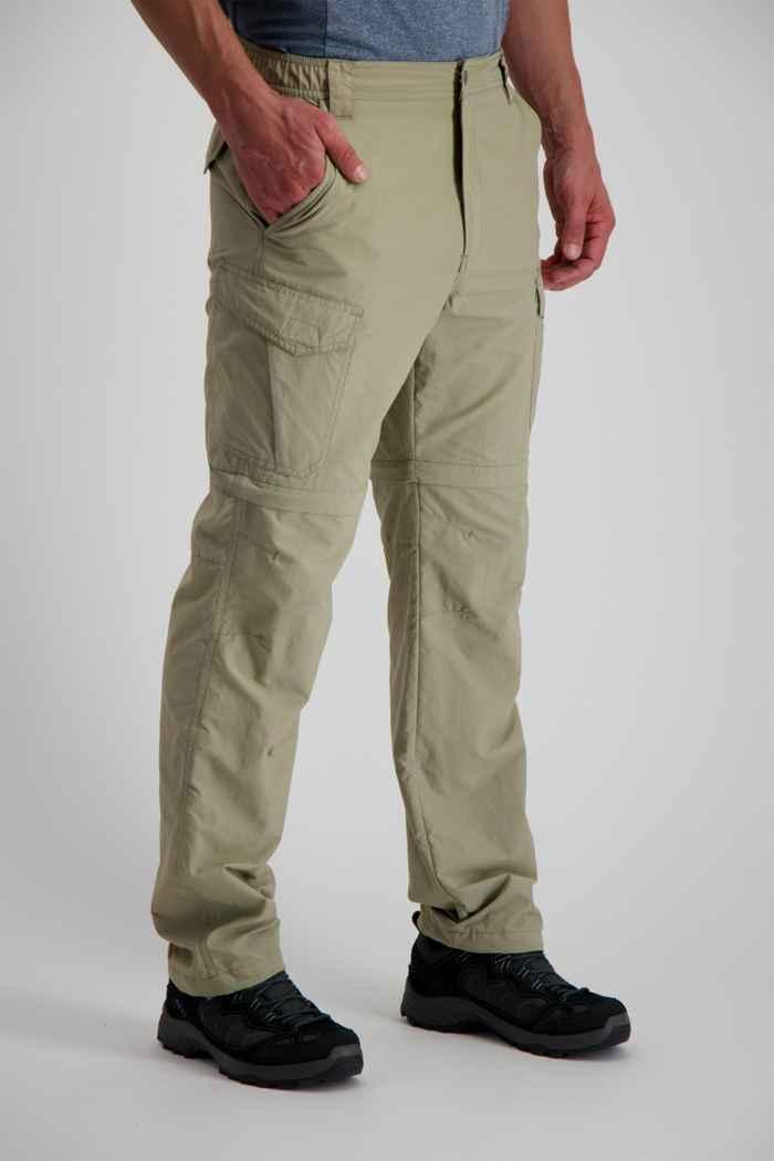 46 Nord Zip-Off pantalon de randonnée hommes 1