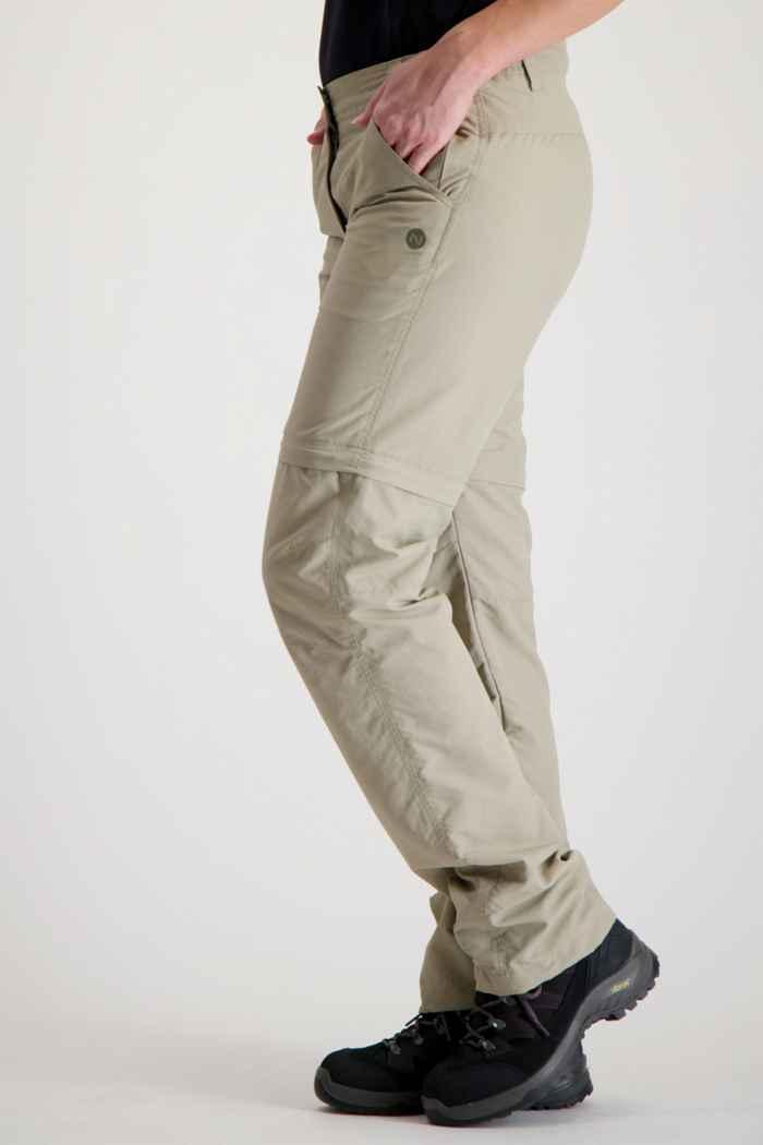 46 Nord Zip Off pantaloni da trekking donna 1