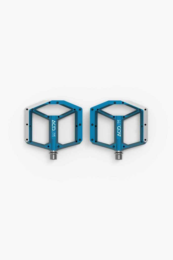 ACID A2-IB pedali flat Colore Blu 1