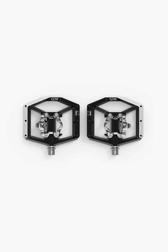 ACID Combo A2-ZP pedali a sgancio rapido 1