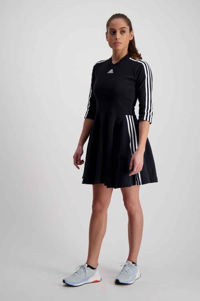 adidas Performance 3-Streifen vestito donna 1