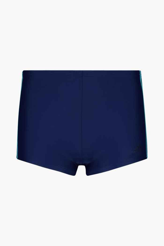 adidas Performance 3S Boxer Jungen Badehose Farbe Blau 1