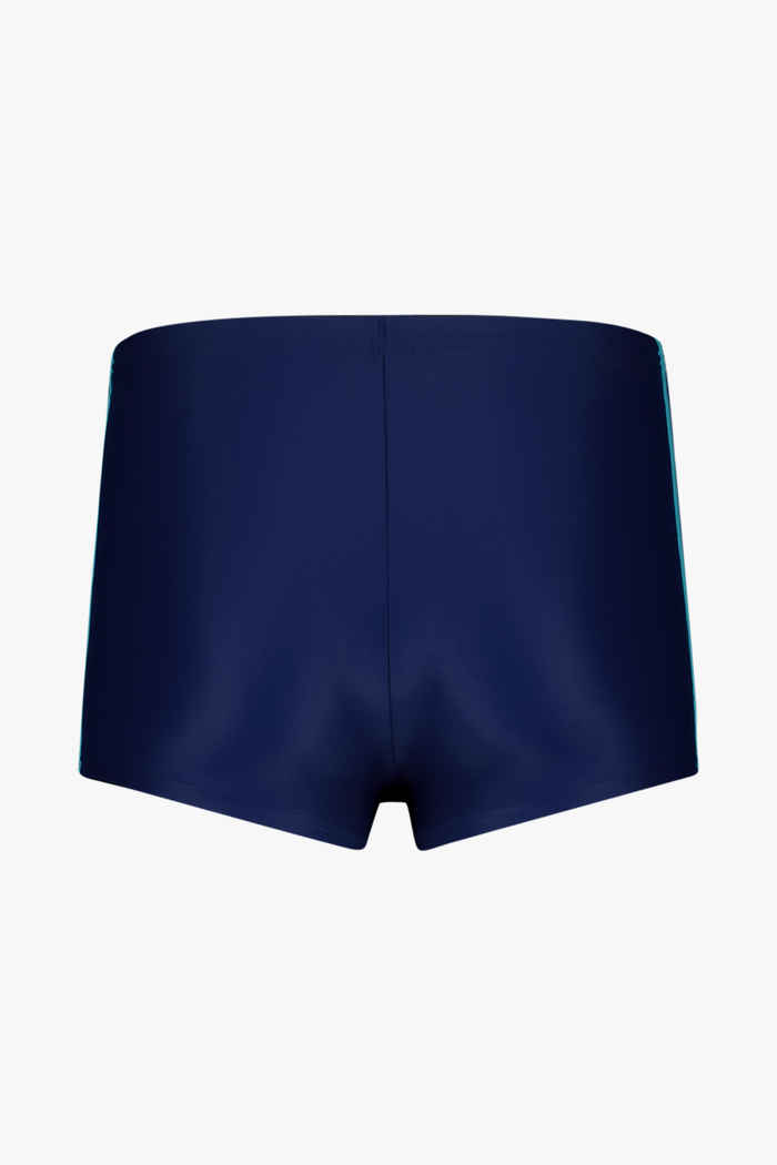 adidas Performance 3S Boxer Jungen Badehose Farbe Blau 2