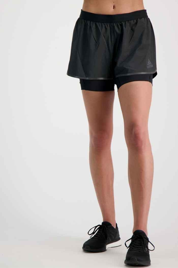 adidas Performance Adizero 2in1 short femmes 1