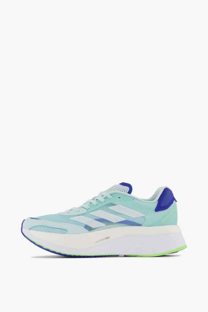 adidas Performance Adizero Boston 10 Damen Laufschuh Farbe Hellblau 2