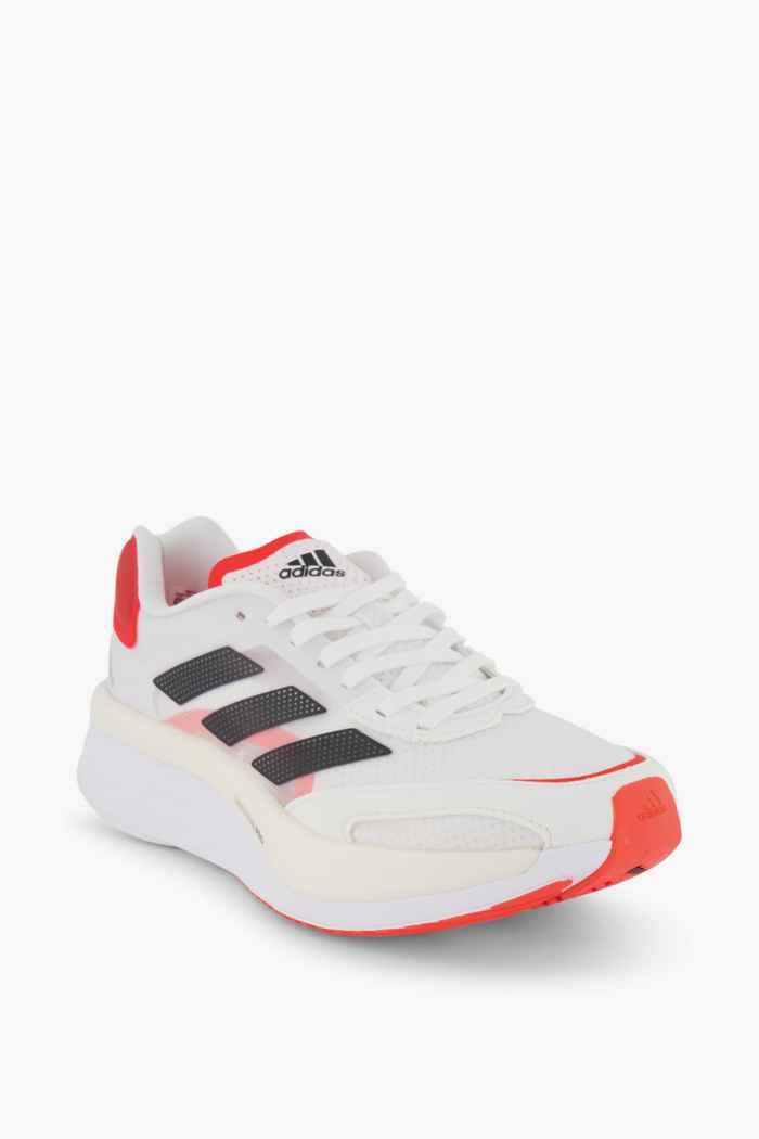 adidas Performance Adizero Boston 10 Damen Laufschuh Farbe Weiß 1