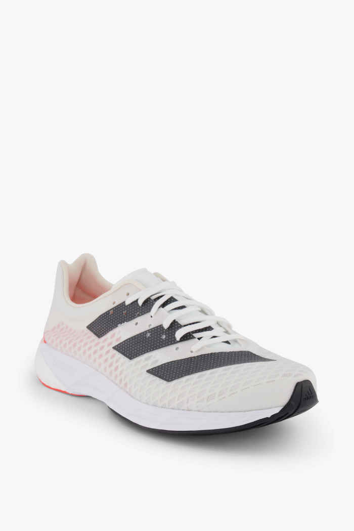 adidas Performance Adizero Pro chaussures de course hommes Couleur Blanc 1