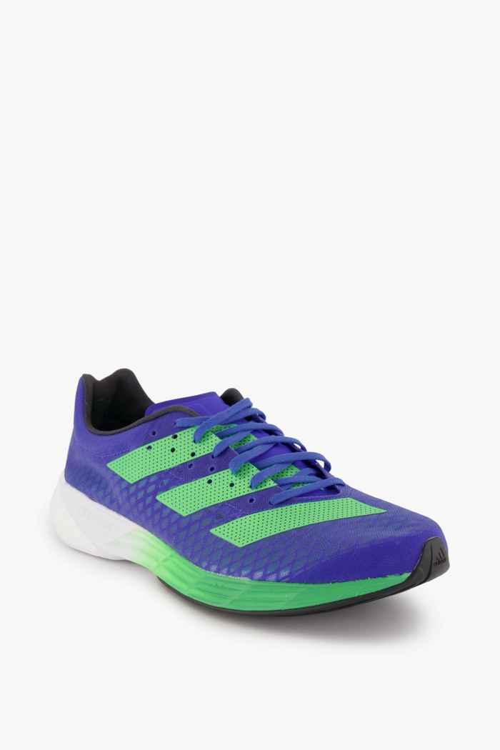 adidas Performance Adizero Pro chaussures de course hommes Couleur Bleu 1