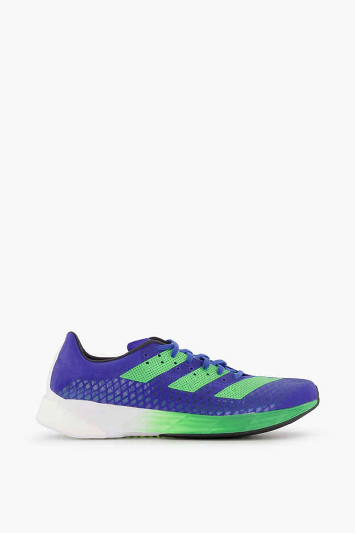 adidas Performance Adizero Pro Herren Laufschuh Farbe Blau 2