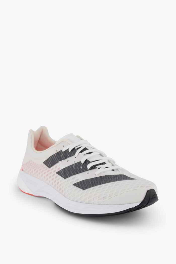 adidas Performance Adizero Pro Herren Laufschuh Farbe Weiß 1