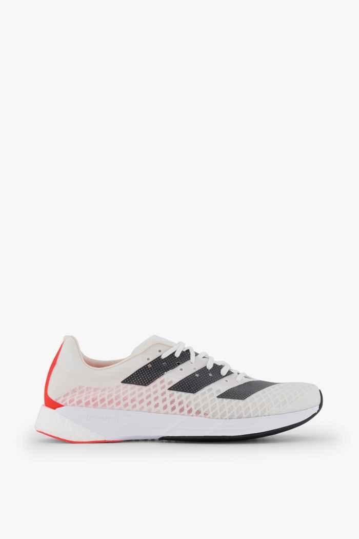 adidas Performance Adizero Pro Herren Laufschuh Farbe Weiß 2